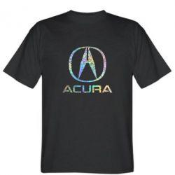 Футболка Acura Голограмма