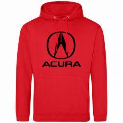 Чоловіча толстовка Acura logo 2