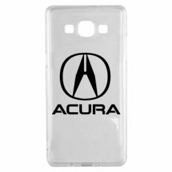 Чохол для Samsung A5 2015 Acura logo 2
