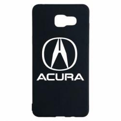 Чохол для Samsung A5 2016 Acura logo 2