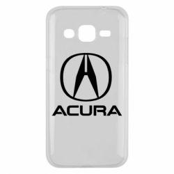Чохол для Samsung J2 2015 Acura logo 2