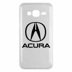 Чохол для Samsung J3 2016 Acura logo 2