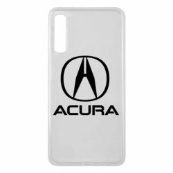Чохол для Samsung A7 2018 Acura logo 2