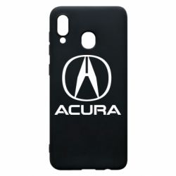 Чохол для Samsung A20 Acura logo 2