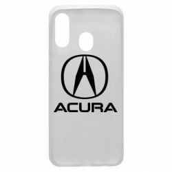 Чохол для Samsung A40 Acura logo 2