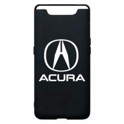 Чохол для Samsung A80 Acura logo 2