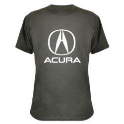 Камуфляжна футболка Acura logo 2
