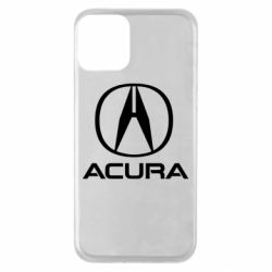 Чохол для iPhone 11 Acura logo 2