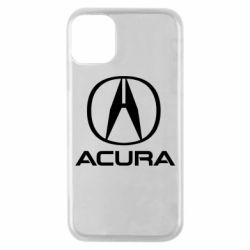 Чохол для iPhone 11 Pro Acura logo 2