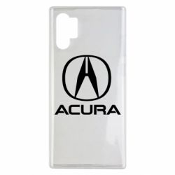 Чохол для Samsung Note 10 Plus Acura logo 2