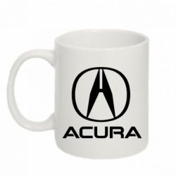 Кружка 320ml Acura logo 2