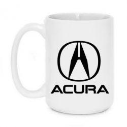 Кружка 420ml Acura logo 2