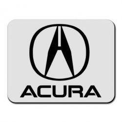 Килимок для миші Acura logo 2