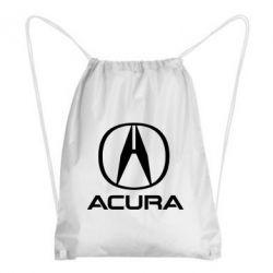 Рюкзак-мішок Acura logo 2