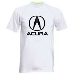 Чоловіча спортивна футболка Acura logo 2