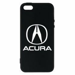 Чохол для iphone 5/5S/SE Acura logo 2