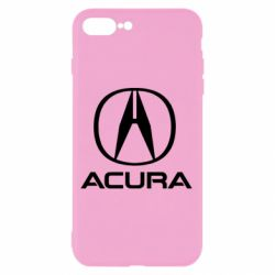 Чохол для iPhone 8 Plus Acura logo 2