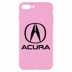Чохол для iPhone 8 Plus Acura logo 2