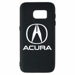 Чохол для Samsung S7 Acura logo 2