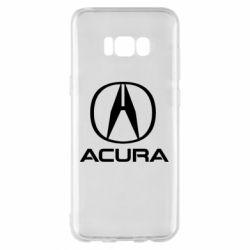 Чохол для Samsung S8+ Acura logo 2
