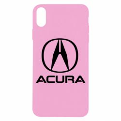 Чохол для iPhone X/Xs Acura logo 2