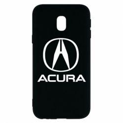 Чохол для Samsung J3 2017 Acura logo 2