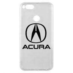 Чохол для Xiaomi Mi A1 Acura logo 2