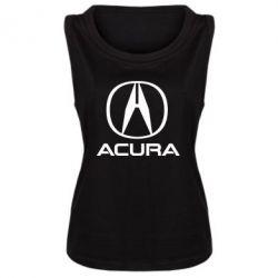 Майка жіноча Acura logo 2