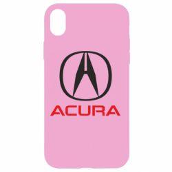 Чохол для iPhone XR Acura