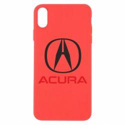 Чохол для iPhone Xs Max Acura