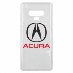 Чохол для Samsung Note 9 Acura