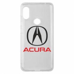 Чохол для Xiaomi Redmi Note Pro 6 Acura