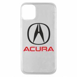 Чохол для iPhone 11 Pro Acura