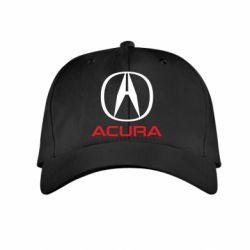 Детская кепка Acura - FatLine