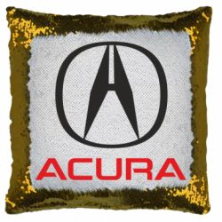 Подушка-хамелеон Acura