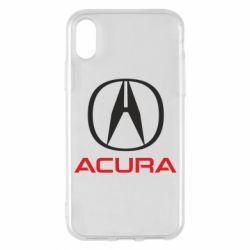 Чохол для iPhone X/Xs Acura
