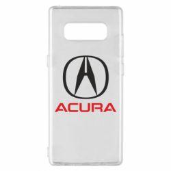 Чохол для Samsung Note 8 Acura