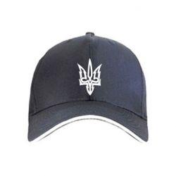 Кепка Acute coat of arms of Ukraine