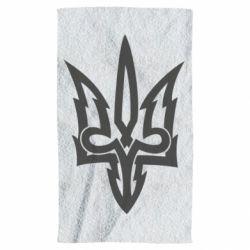 Рушник Acute coat of arms of Ukraine