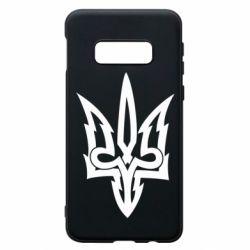 Чохол для Samsung S10e Acute coat of arms of Ukraine