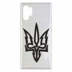 Чохол для Samsung Note 10 Plus Acute coat of arms of Ukraine