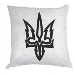 Подушка Acute coat of arms of Ukraine