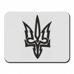 Килимок для миші Acute coat of arms of Ukraine