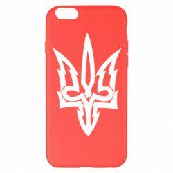 Чохол для iPhone 6 Plus/6S Plus Acute coat of arms of Ukraine