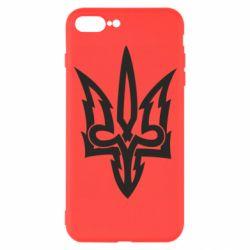 Чохол для iPhone 7 Plus Acute coat of arms of Ukraine