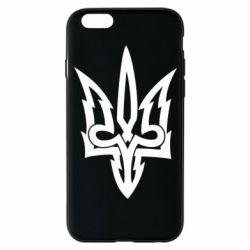 Чохол для iPhone 6/6S Acute coat of arms of Ukraine