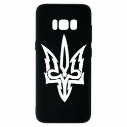 Чохол для Samsung S8 Acute coat of arms of Ukraine