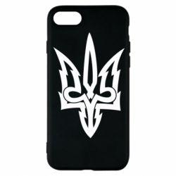 Чохол для iPhone 8 Acute coat of arms of Ukraine