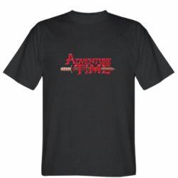 Чоловіча футболка Advencher Time and Wood Stake