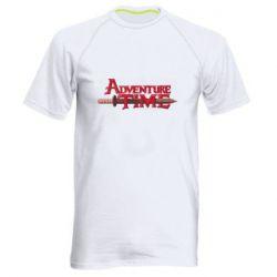 Чоловіча спортивна футболка Advencher Time and Wood Stake